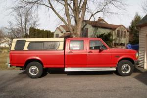 1992 Ford F-350