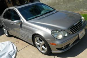 2005 Mercedes-Benz C-Class Photo