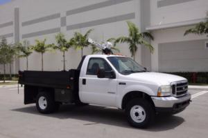 2004 Ford F-350 Flatbed