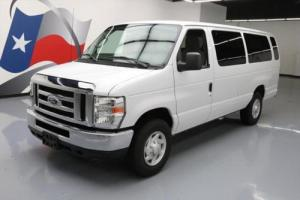 2014 Ford E-Series Van E350 XLT EXT 15-PASS VAN CRUISE CTRL TOW