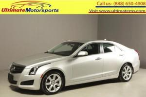 "2013 Cadillac ATS 2013 LEATHER SPORT MODE 17""ALLOYS WARRANTY"