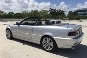 2003 BMW 3-Series 330Ci Convertible Sport Package