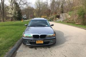 2003 BMW 3-Series M-Sport Package