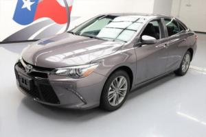 2015 Toyota Camry SE REARVIEW CAM ALLOY WHEELS
