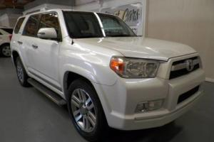 2011 Toyota 4Runner Limited Photo