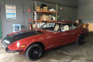 V8 Datsun 260z (NSW Engineered) suits 240z (NO RESERVE)