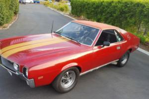 1969 AMC AMX AMX Photo