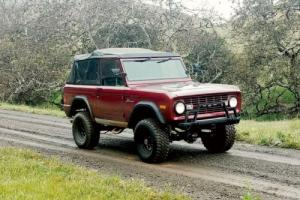 1977 Ford Bronco Photo