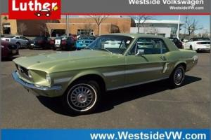 1968 Ford Other Pickups Mustang