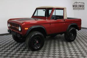 1974 Ford Bronco RESTORED V8 MANUAL PS
