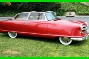 1953 Nash Rambler Photo