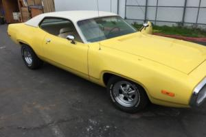 1972 Plymouth Satellite Sebring for Sale