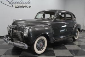 1941 Plymouth Deluxe for Sale