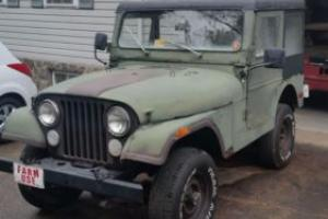 1978 Jeep CJ Military CJ5 Photo