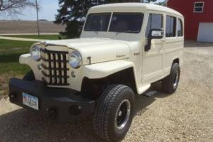1951 Willys Wagon