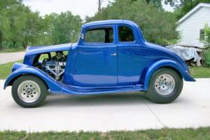 1933 Willys model 77 Photo