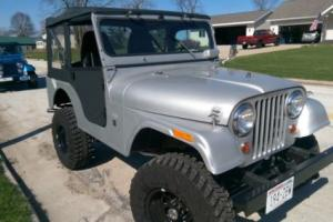 1968 Jeep CJ CJ5 Kaiser Willys