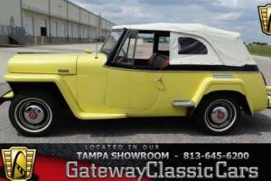 1948 Willys Jeepster -- Photo