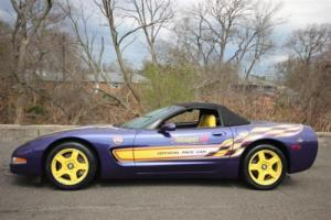 1998 Chevrolet Corvette PACE CAR