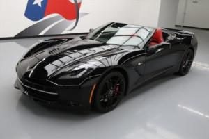 2015 Chevrolet Corvette STINGRAY Z51 CONVERTIBLE 2LT NAV!!