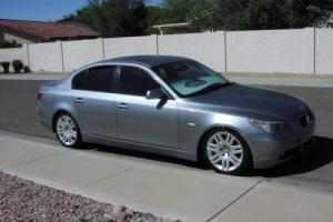 2004 BMW 5-Series 530i Sedan 22 Service Records.