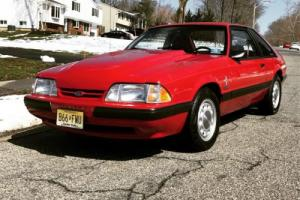 1988 Ford Mustang LX 5.0