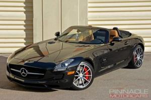 2014 Mercedes-Benz SLS AMG Roadster
