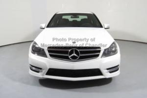 2014 Mercedes-Benz C-Class 4dr Sedan C 250 Sport RWD