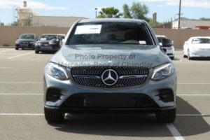 2017 Mercedes-Benz GLC AMG GLC 43 4MATIC Coupe