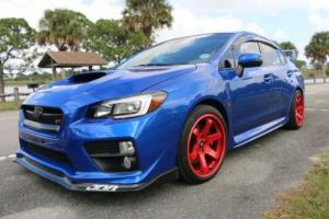 2015 Subaru Wrx sti Base model