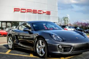 2014 Porsche Cayman TRADE/FINANCE/DELIVER