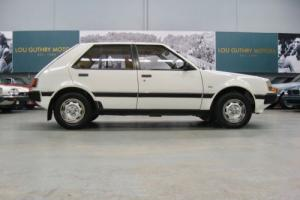 1985 Mitsubishi Colt RC GL Photo