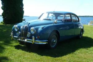 1961 Jaguar Mark 2, 4 doors  | eBay for Sale