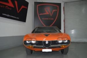 1974 Alfa Romeo Montreal 2D Photo
