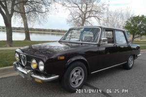 1973 Alfa Romeo Berlina Photo