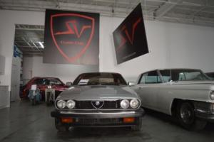 1983 Alfa Romeo GTV 6 fantastic piece, great deal! Photo