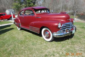 1947 Chevrolet Bel Air/150/210 Fleetline Areo Sedan
