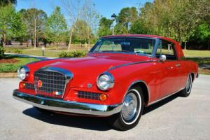 1963 Studebaker Gran Turismo Hawk Fully Restored! 289 V8 Auto A/C PS Photo