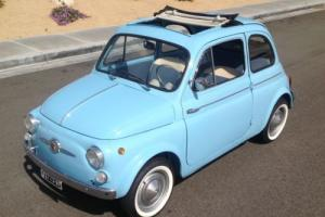1960 Fiat 500 for Sale