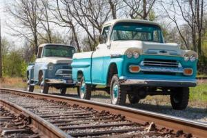 1959 Chevrolet Other Pickups Apache Photo