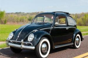1958 Volkswagen Beetle-New California Top