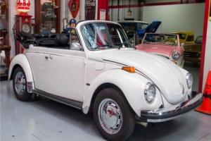1978 Volkswagen Beetle-New Convertible Photo