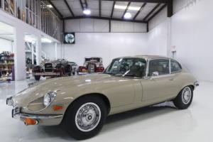 1971 Jaguar E-Type Series III 2+2 Coupe