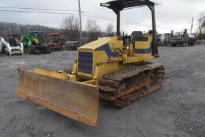 Mitsubishi BD2G Crawler Dozer w/ 6 Way Blade! Photo