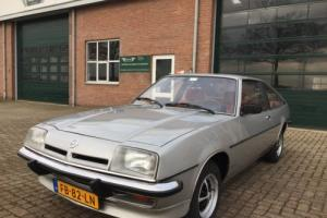 1980 Opel Manta for Sale