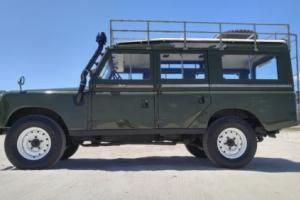 1963 Land Rover Defender