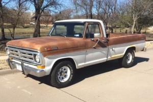 1972 Ford F-100 Photo