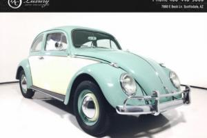 1963 Volkswagen Beetle-New Coupe for Sale