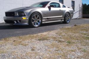 2008 Ford Mustang Saleen supercharged