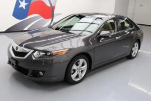 2010 Acura TSX TECHNOLOGY SUNROOF NAV HTD SEATS